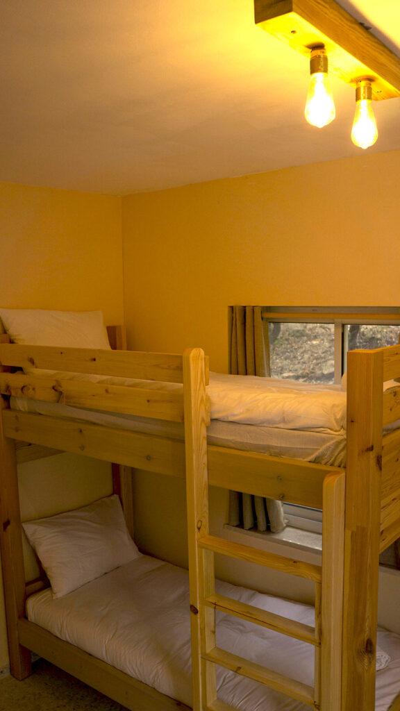 בית יונה מקום לסדנאות עם שינה בצפון