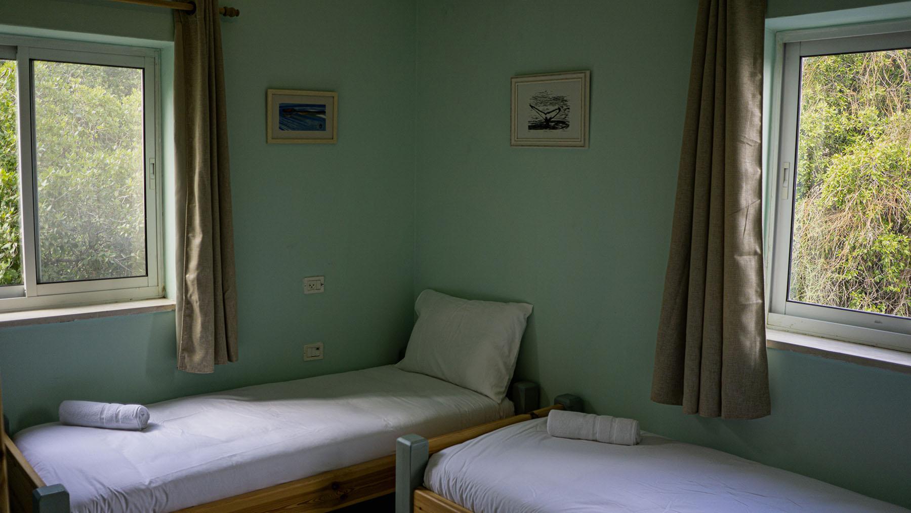 בית יונה מקום לסדנאות עם שינה