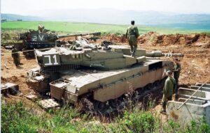 מלחמת לבנון הראשונה