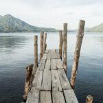 איכות חיים זה לראות את אגם אטיטלן בבוקר