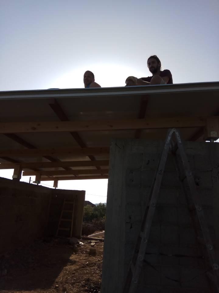 לבנות גגבבית יונה אבירים